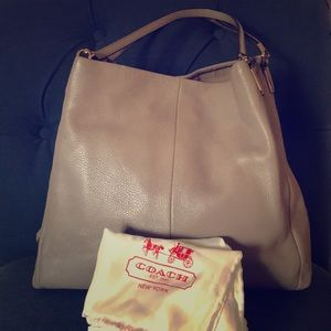 Coach Phoebe bag pristine condition with dust bag.